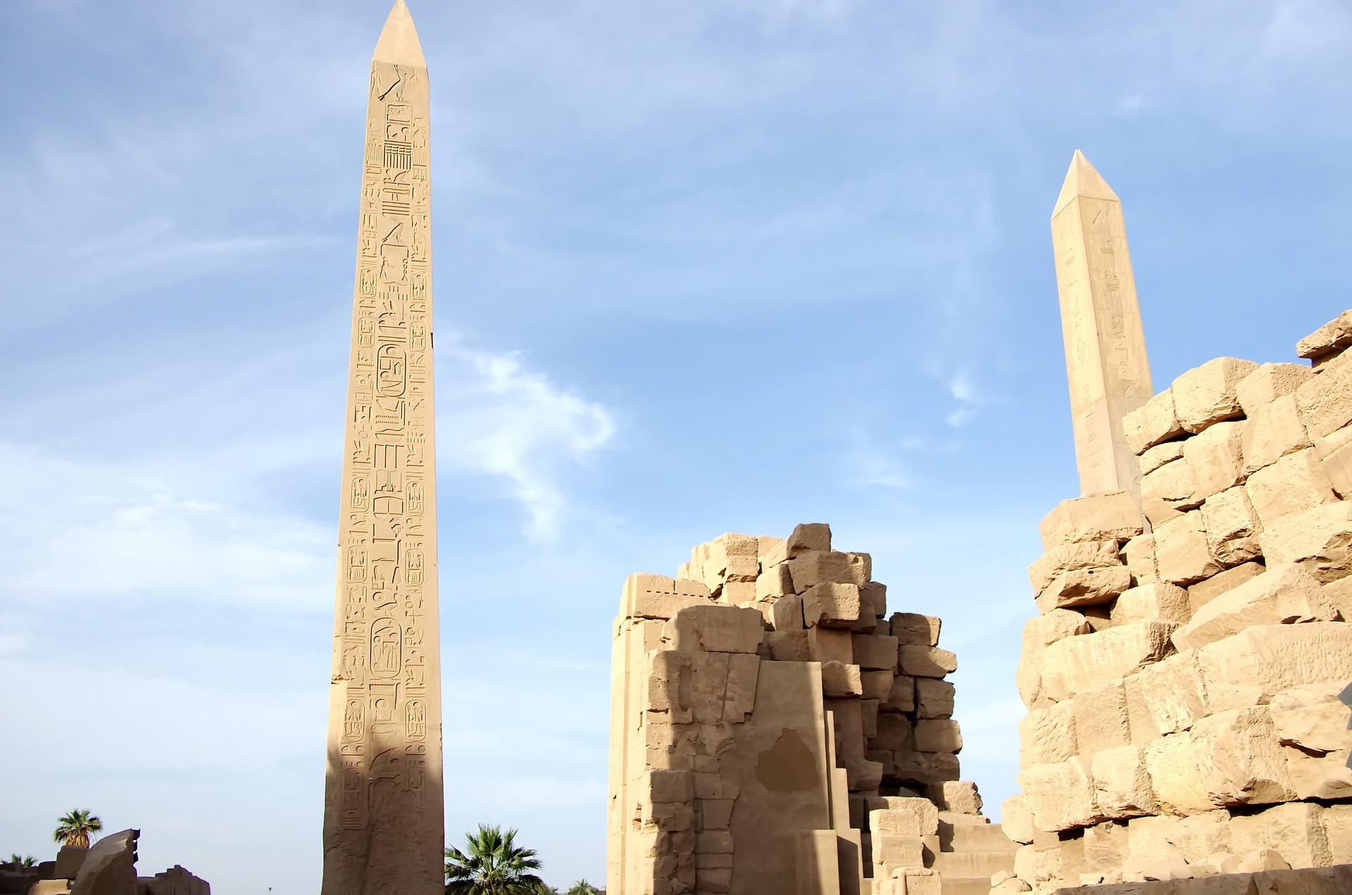 オベリスク 古代エジプト 記念碑 モニュメント